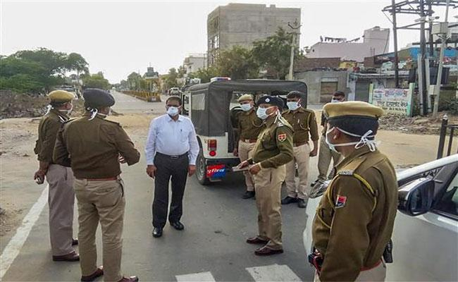 Rajasthan Goes Into Complete Lockdown - Sakshi