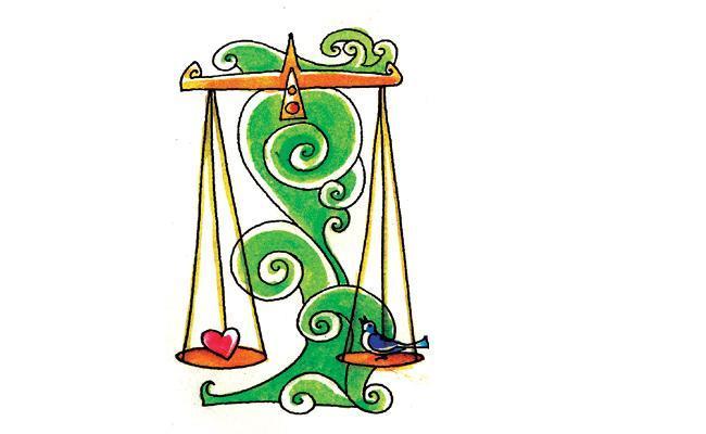 2020 To 2021 Libra Zodiac Sign Horoscope In Sakshi Funday