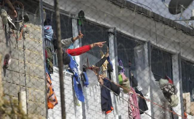 Coronavirus : 23 Killed In Colombia Prison Riot - Sakshi