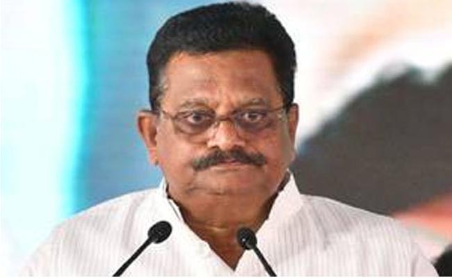Minister Sri Ranganatha Raju Said One Crore Will Be Donated For Corona Prevention Measures - Sakshi