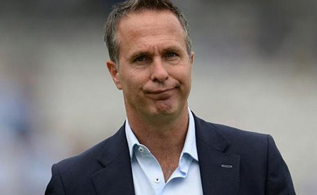 Michael Vaughan Picks An Odd Choice For ICC's Question - Sakshi