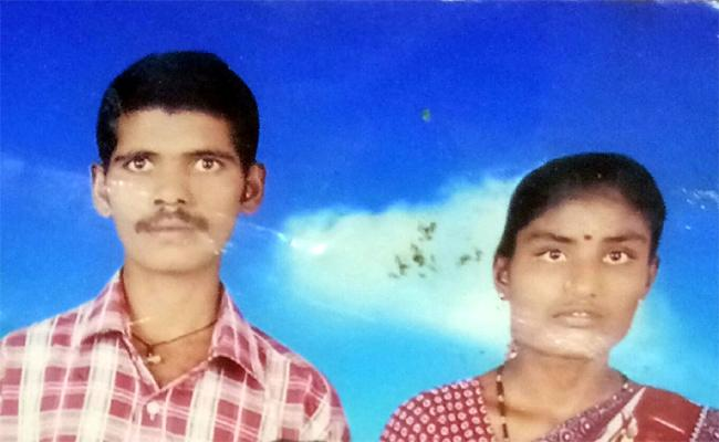 Mother End Lives With Two Child in Chittoor - Sakshi