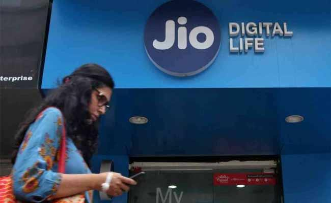 Jio launches Work From Home Pack For Rs 251 - Sakshi