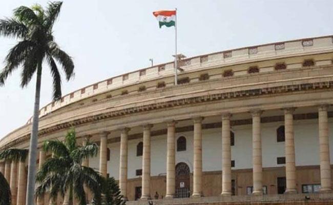 Lok Sabha Adjourned Due To Coronavirus - Sakshi