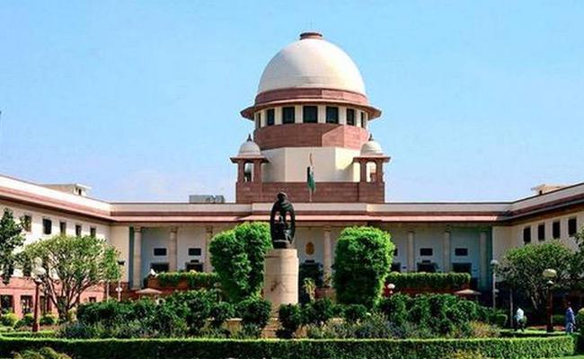 Coronavirus : Supreme Court Sealing Of lawyers Chambers - Sakshi