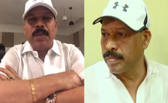 Producer Kapali Mohan Commits Suicide - Sakshi