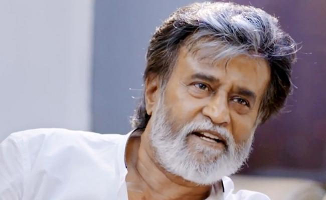 Rajinikanth Clarification Over Tweet On Janata Curfew - Sakshi