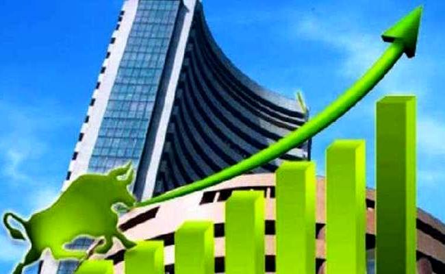 Sensex Open Higher - Sakshi