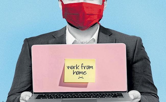 Coronavirus: Work from home at CRDA - Sakshi