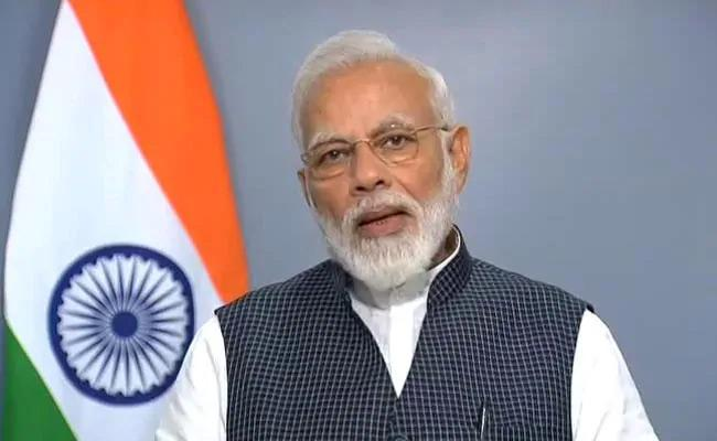 coronavirus: PM Narendra Modi to address nation Tuesday - Sakshi