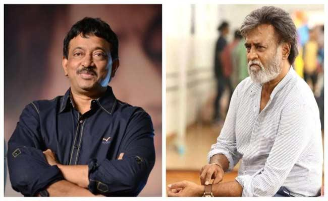 Ram Gopal Varma Trolled Rajinikanth Why He Did Not Destroy Coronavirus - Sakshi