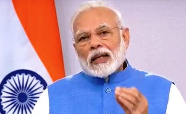 Prime Minister Modi Wishes People On Ugadi Festival Over Twitter - Sakshi