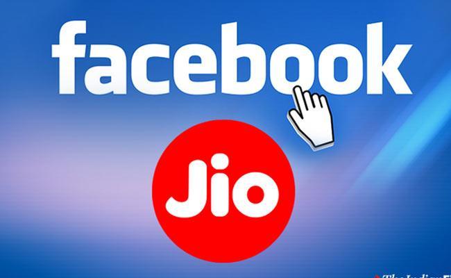 Facebook Eyes Multi Billion Dollar Stake In Reliance Jio - Sakshi