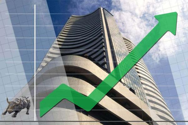 Heavy Buying In Indian Equities - Sakshi