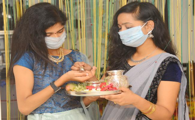 Vijayawada People Awareness on Coronavirus - Sakshi