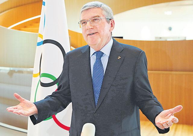 Tokyo Olympics postponement is about saving lives - Sakshi