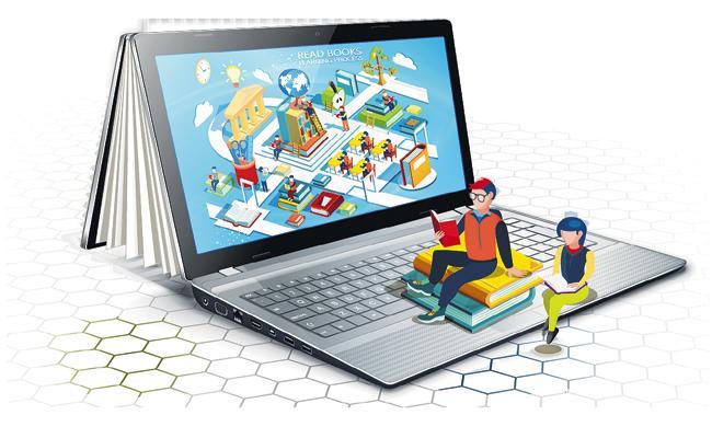 Digital educational platforms for students - Sakshi