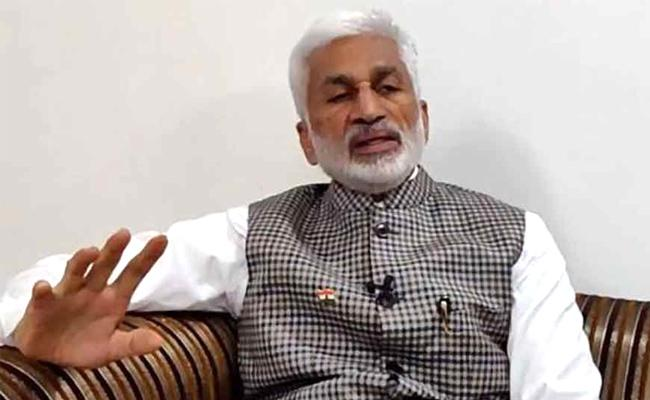 Vijayasai Reddy Praises Ys Jagan Mohan Reddy government Services - Sakshi
