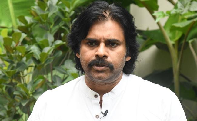 Pawan Kalyan donated 50 Lakhs AP and Telangana To Fight Against Corona - Sakshi