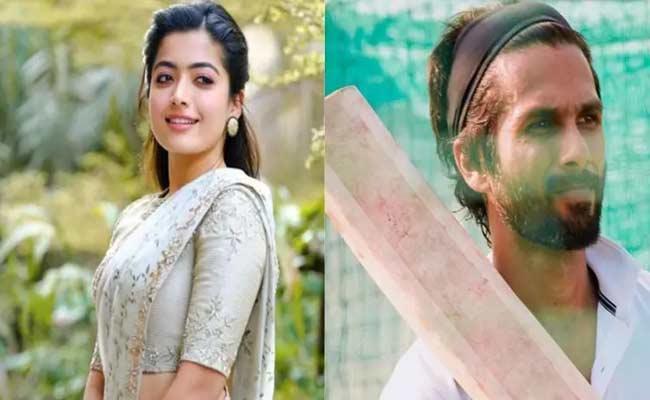 Rashmika Mandanna Revealed That Whys She Refused Hindi Jersey - Sakshi