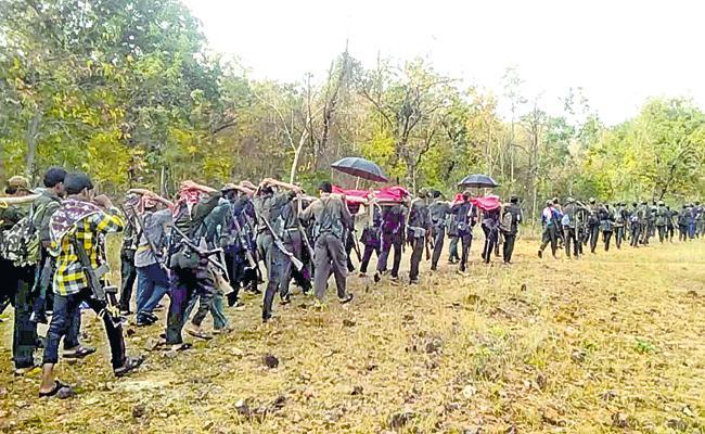 CPI Maoist Party South Sub-Zonal Bureau letter - Sakshi