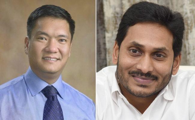 Arunachal Pradesh CM Pema Khandu Thanks To AP CM YS Jagan - Sakshi
