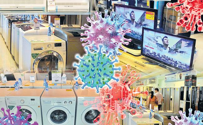 Electronics And Home Appliance sales down to Coronavirus Impact - Sakshi