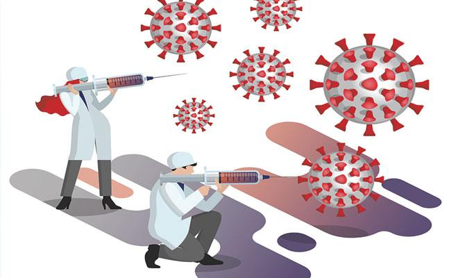 Doctors Services Can Be Used By Dividing Into Batches Who Treat Coronavirus - Sakshi