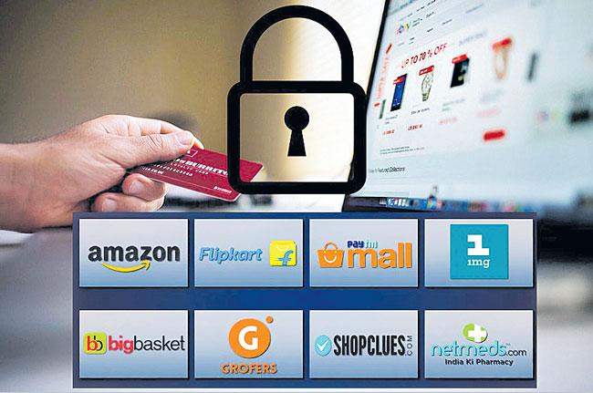 Ecommerce companies temporarily stop taking orders for non essential items - Sakshi