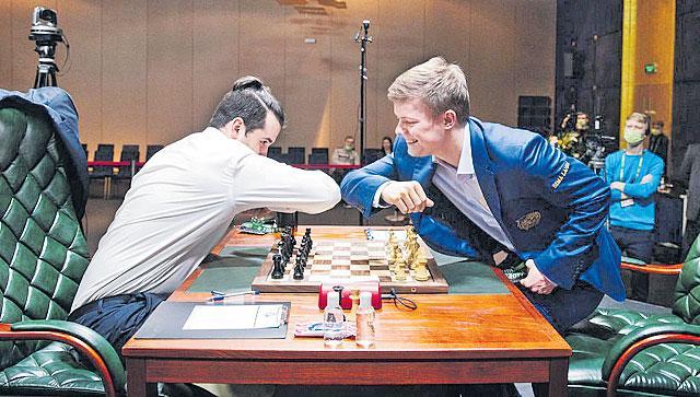 Candidates Chess Tournament In Russia Postponed Due To Coronavirus - Sakshi