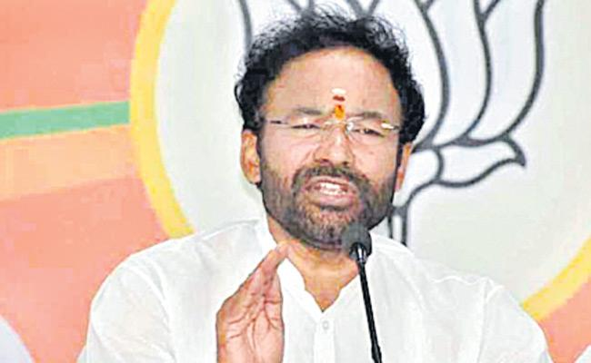 G Kishan Reddy Speaks About Lockdown In Telugu States - Sakshi