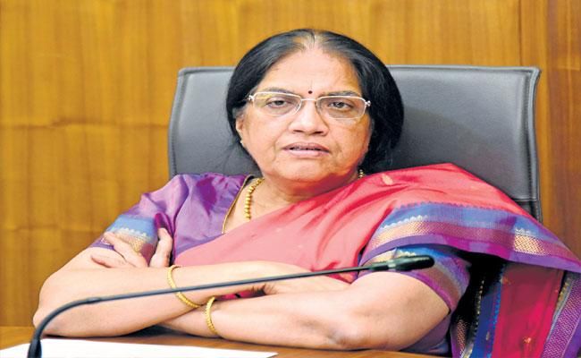 CS Neelam Sahani Says Lockdown In AP Will Strictly Continued Upto Three Weeks - Sakshi