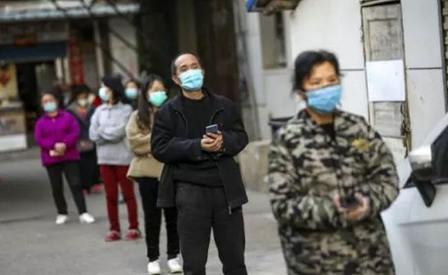 Coronavirus : China Reported Its First Locally Transmitted Case In Three Days - Sakshi