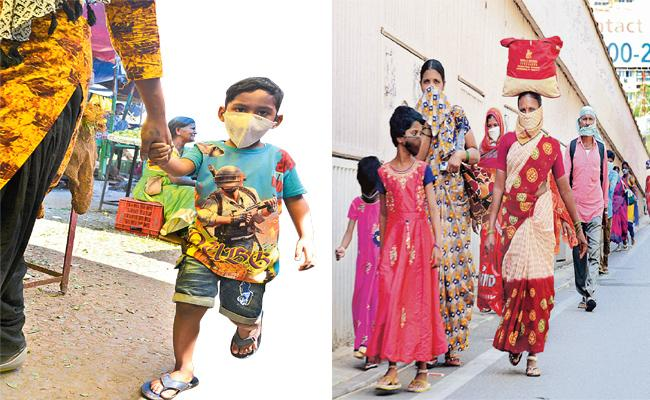 Coronavirus Awareness on Hyderabad People - Sakshi