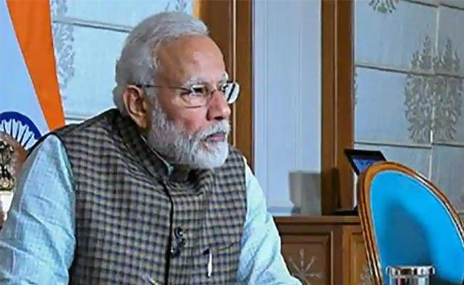 Ministers to Submit Daily Report On Covid-19 to PMO - Sakshi