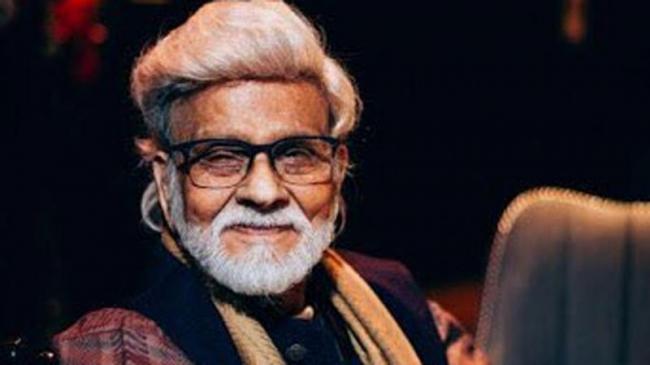 Veteran Artist Satish Gujral  No More - Sakshi