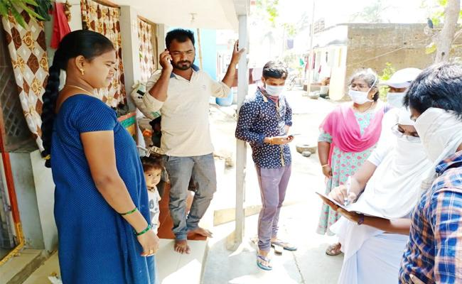 Lockdown Success in Vizianagaram - Sakshi