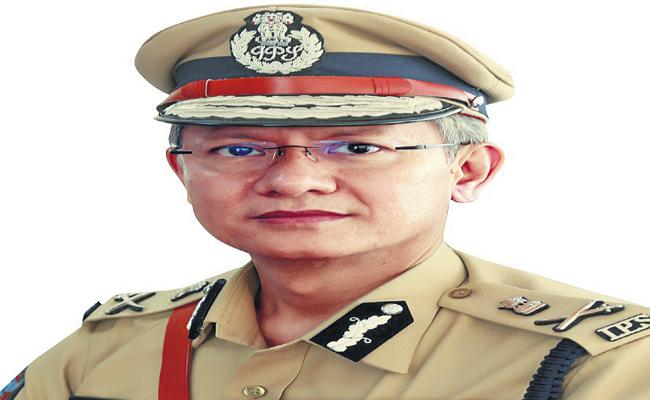 AP Police Are Following New Procedures With Geotagging - Sakshi