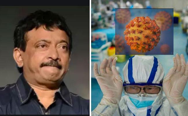 Fearing Corona Everything Stopped Including TIME: Ram Gopal Varma - Sakshi