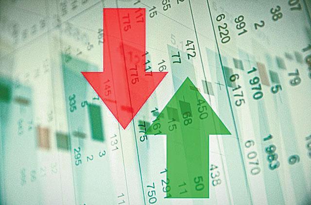 Sensex fell over 1500 points - Sakshi