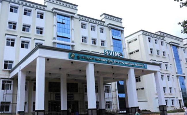 Corona Virus: SIVMS Doctor kept under isolation on request - Sakshi