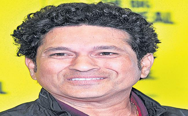 Sachin Tendulkar Donated 50 Lakhs For Coronavirus Pandemic - Sakshi