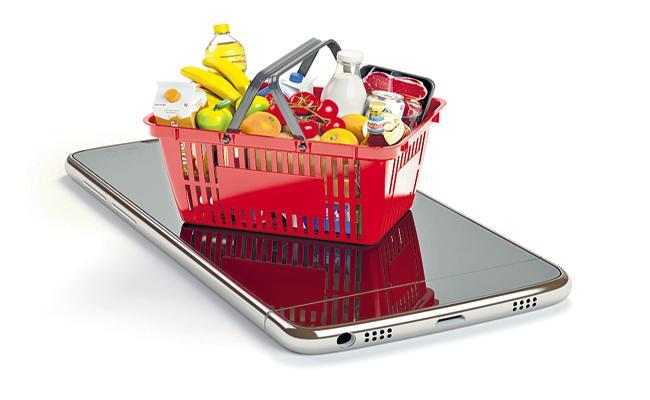Essential Goods Door Delivery within 24 hours In AP - Sakshi