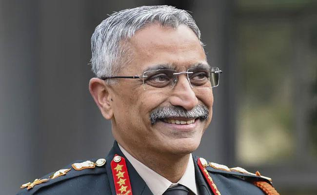 Army Chief Gen Manoj Mukund Naravane Tells How Army Is Saving Itself From CoronaVirus - Sakshi