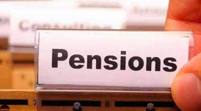 Senior citizens to get 3 month pension in advance - Sakshi