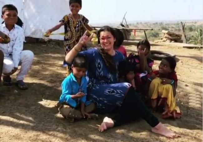 Strong desire to settle on a farm in a remote village says Renu Desai - Sakshi