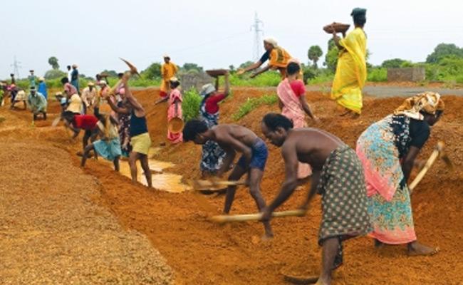 Central Rural And Panchayat Raj Secretary Enjoined Collectors - Sakshi