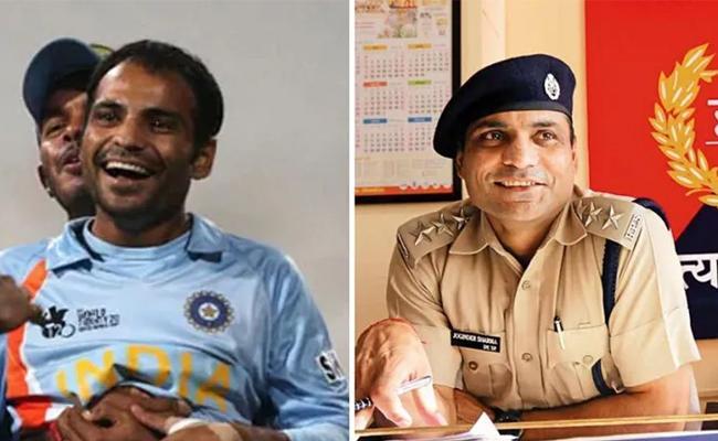 ICC Calls Joginder Sharma Real World Hero For Fights Against Corona Virus - Sakshi