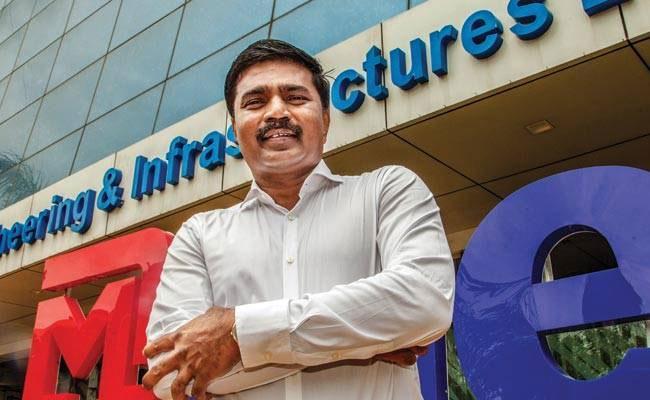 Coronavirus Fight: MEIL Donates Money For Ventilators To NIMS Hospital - Sakshi