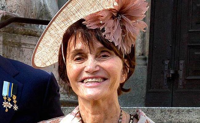 Spain Princess Maira Teresa Last Breath With Deadly Coronavirus - Sakshi